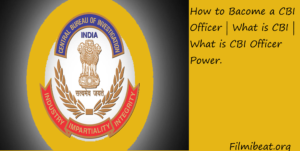 Read more about the article How to become a CBI Officer | CBI Officer कैसे बने ? | what is CBI ?