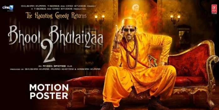 Read more about the article भूल भुलैया 2   Bhool Bhulaiyaa 2 Movie Review In Hindi   Release   Cast